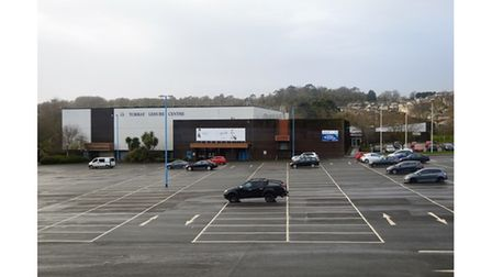 Picture of the Torbay Leisure Centre