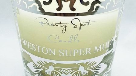 Weston Super Mud candle