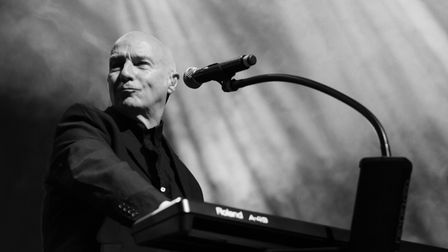 Midge Ure's 2022 Voice & Visions tour will visit Cambridge Corn Exchange.