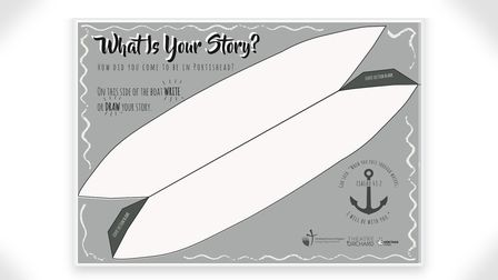 Storyboat 700+ boat painting template.