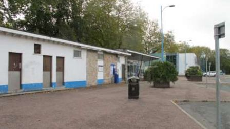 Empty building to be replaced by industrial units at Torquay coach station