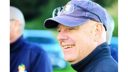 Former Clevedon chairman Andy Ford