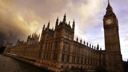 Houses of Parliament in Westminster; Tim Ireland/PA Wire