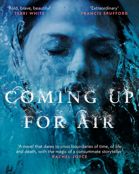 Book jacket for Coming Up For Air