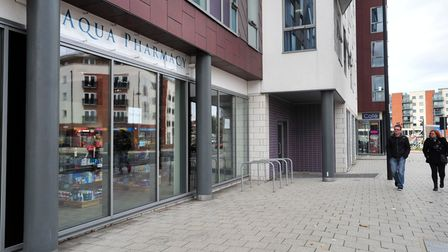 The pharmacy is in Duke Street and will offer vaccinations alongside the hospital hubs and GP surgeries in the area