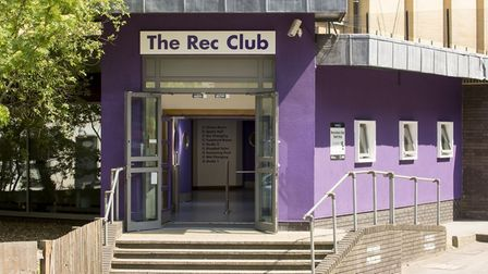 The Rec Club's Covid hub is run by GPs and volunteers