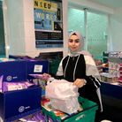 Leanne Mohamad who has been volunteering at Frenford Youth Club's Mutual Aid Foodbank since the start of the pandemic is...