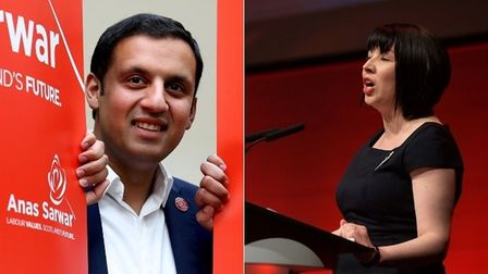 Anas Sarwar and Monica Lennon compete for Scottish Labour leadership