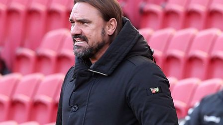 Daniel Farke wants a rethink when it comes to the demands on his Norwich City players Picture: Paul