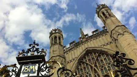 St Mary's church and gate, Beverley by Nick Waters