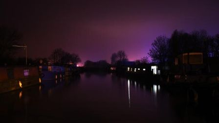 Beverley Beck by night by Christopher Maw