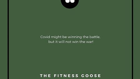 The Fitness Goose