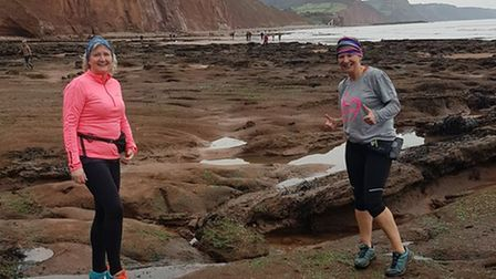 Sidmouth Running Club embracing lockdown challenges