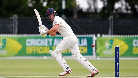 Essex and England Lions' Dan Lawrence