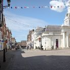 King Street and Market Square, Saffron Walden