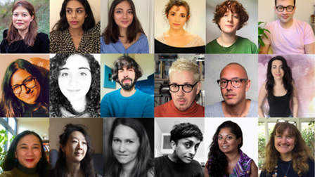 Seven Kings writer Sukh Brar is among the 30 people selected for the 2021 London Writers Awards.