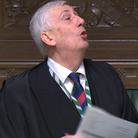 Lindsay Hoyle in the House of Commons