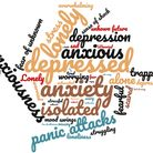 Visual image of mental health issues