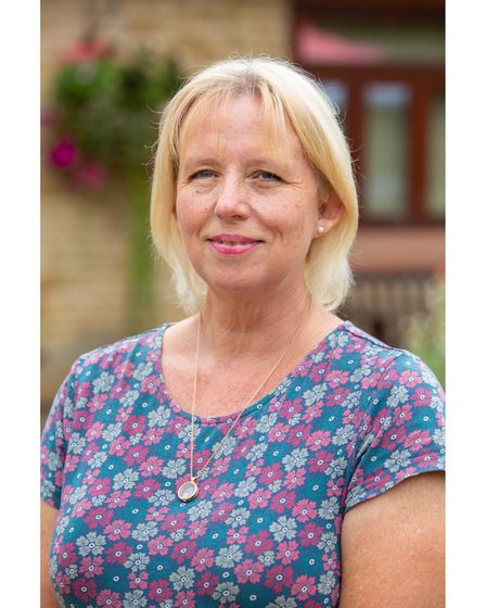 Verity Jolly is director of patient services at St Elizabeth Hospice