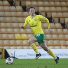 Kieran Dowell of Norwich in action during the Sky Bet Championship match at Carrow Road, NorwichPi