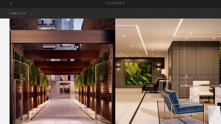 Park Place Godfrey London Website