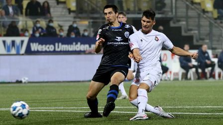 Norwich City loan export Sebastian Soto is impressing at SC Telstar as the relationship between the