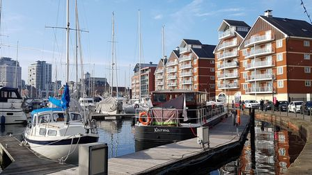 People living on the Ipswich waterfront and surrounding areas have reported hearing a strange hum over the last two weeks
