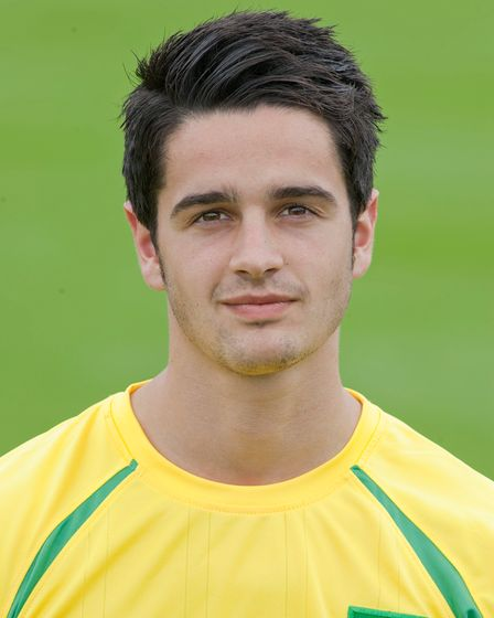 NCFC head shots/ Sam HaberghamPhoto: Jerry DawsCopy: ©Archant Photographic 201001603 772434