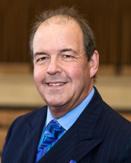 Essex County Councillor John Spence