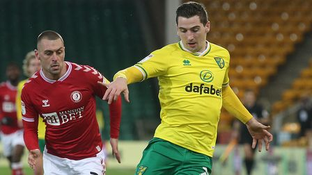 Norwich City midfielder Kenny McLean has tested positive for coronavirus