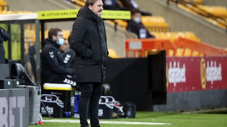 Norwich Head Coach Daniel Farke during the Sky Bet Championship match at Carrow Road, NorwichPictu