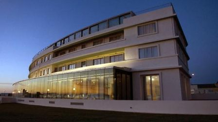 Morecambe's iconic Midland Hotel set to celebrate its 80th birthday in style
