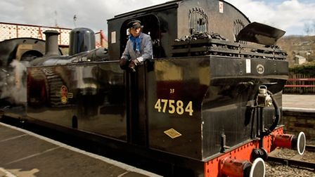 The East lancashire Railway is a major attraction
