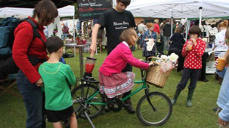 The Sustainability Show will be held in Taunton in June