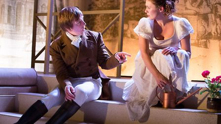 Mansfield Park Pete Ashmore and Ffion Jolly