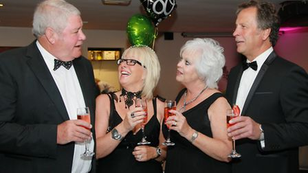 Chairman, David Smith, Cath Singleton, Fiona Smith and Phil Singleton