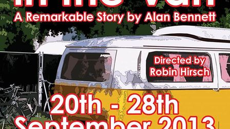 The Lady In The Van – Southport Dramatic Club