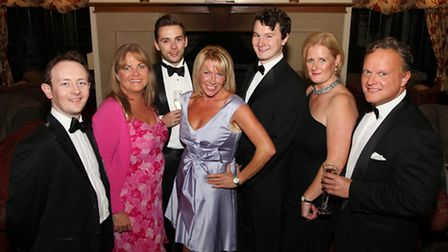 Oliver Underwood, Suzanne Hall, Andrew Thompson, Gillian Brown, Oliver Franks, Sophie Bashall and Ti