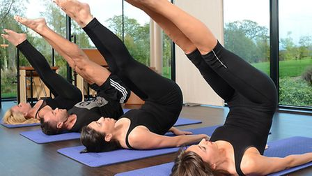 Mat Pilates at Stanley House