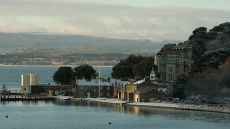 'Brownsea Castle and the Wild Purbecks'