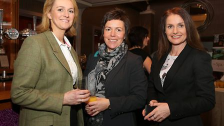 Julie Whalley, Tracey Taylforth and Wendy Hope