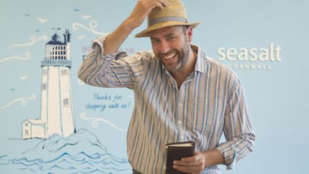 Neil Chadwick, one of the founders of Seasalt