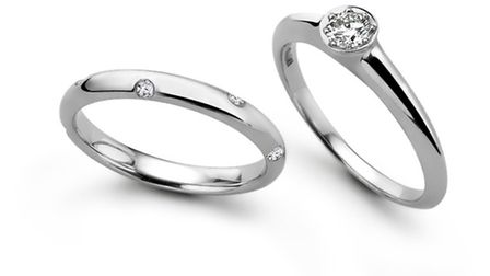 Michael Birnie rings - for Suffolk mag buyers guide