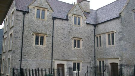 Rod has worked on the Merchant's House in Shepton Mallet