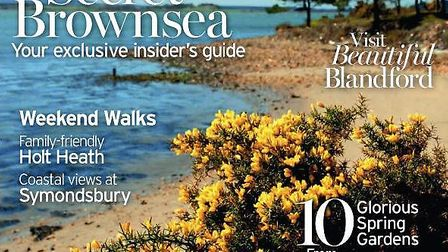 Dorset Magazine March 2014 front cover