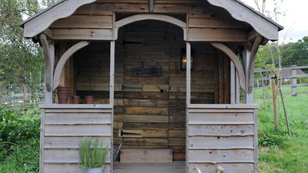 The Potting Shed beauty rooms at The Pig