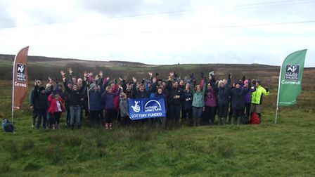 Celebrating Cornwall Wildlife Trust's purchase of Bostraze Nature Reserve