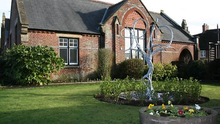 The Victorian Gardens at Blandford Forum Museum