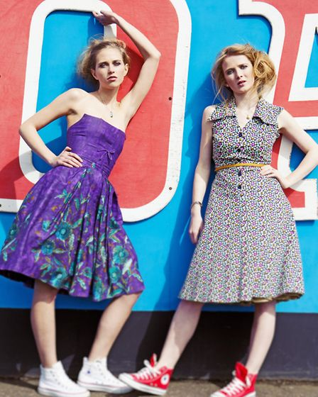 Dresses from Hectors Barn