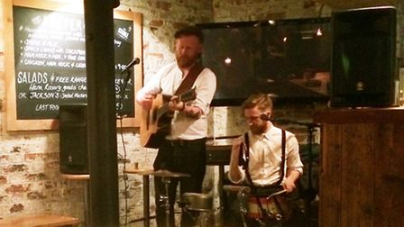 Maria's band of the month - The Victorian Barbers